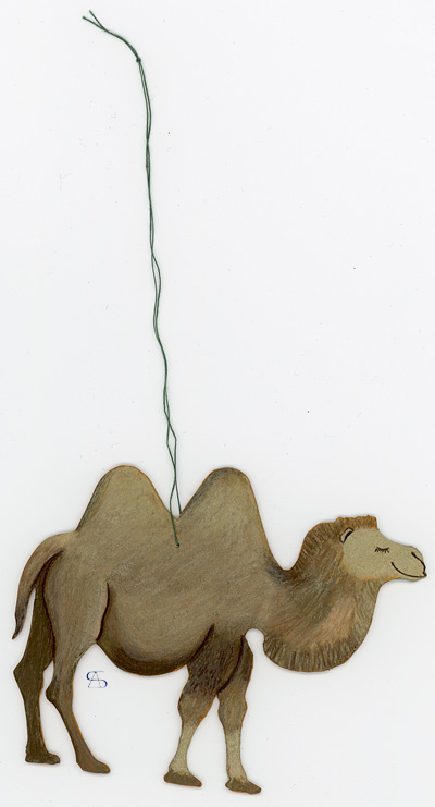 christmas decoration camel back