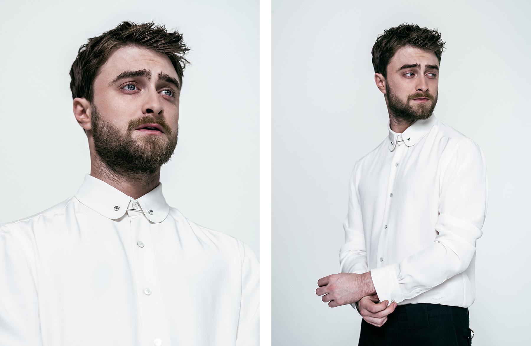 Daniel Radcliffe For Gq Style Brazil Robert Wunsch